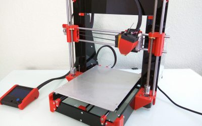 Milled Printed 3D Printer -Firmware Update-
