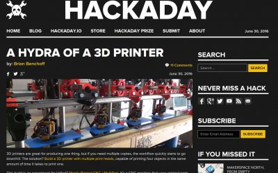 HACKADAY – Again!