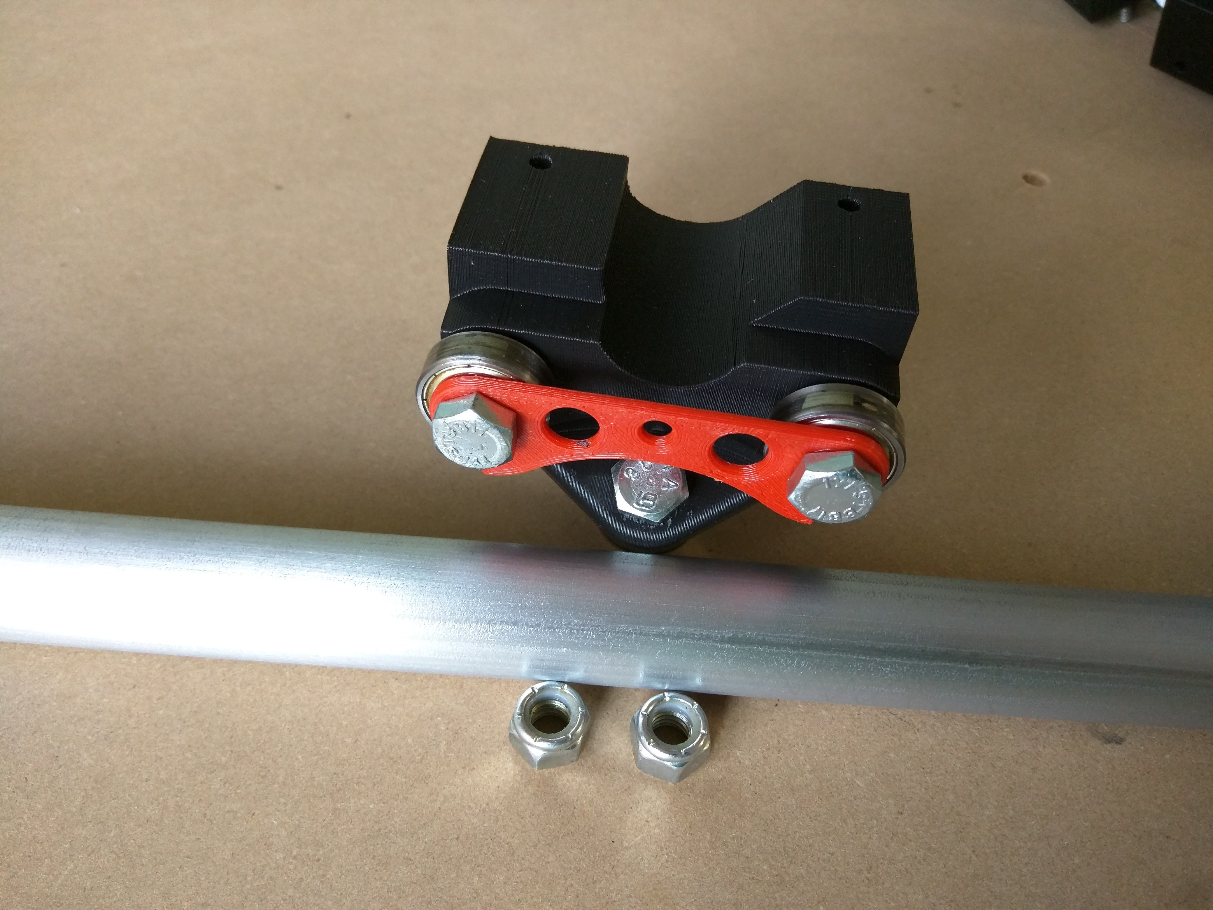 !roller and rail