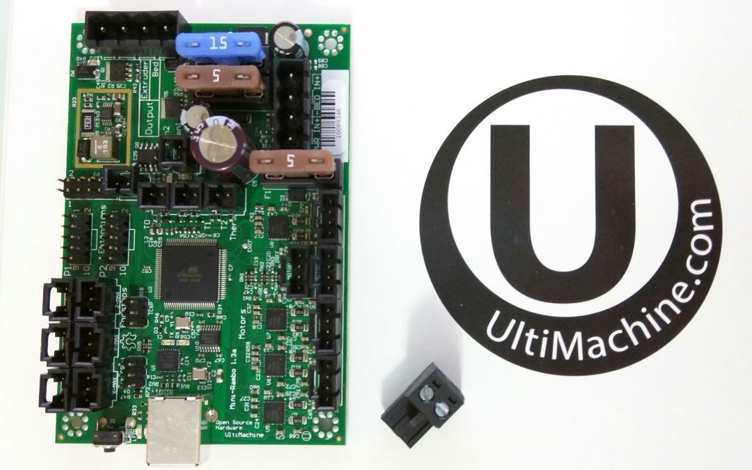 UltiMachine Control Boards