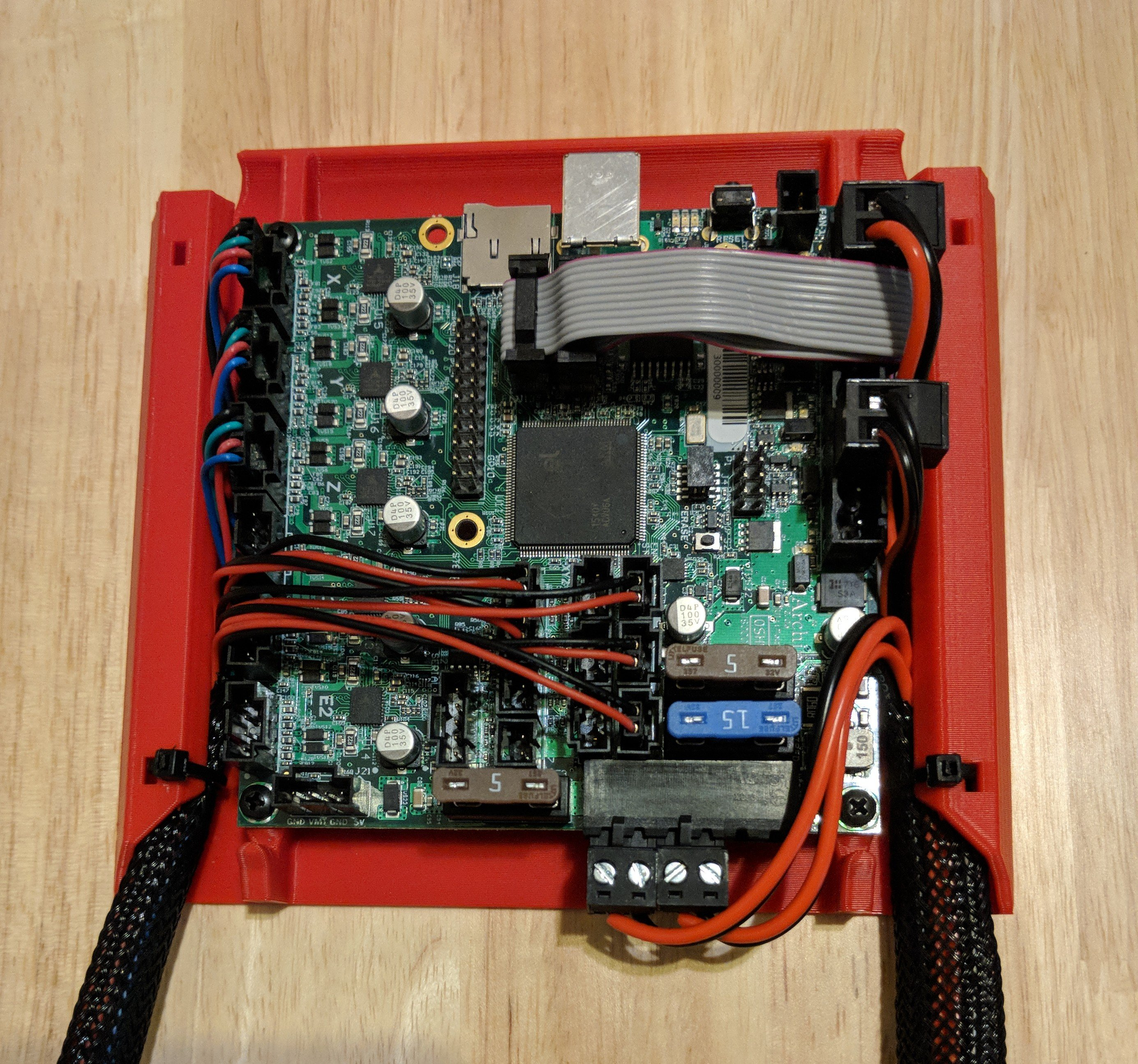 UltiMachine Control Boards | V1 Engineering on