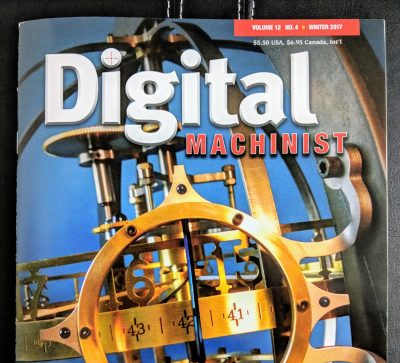Digital Machinist – Ed Nisley