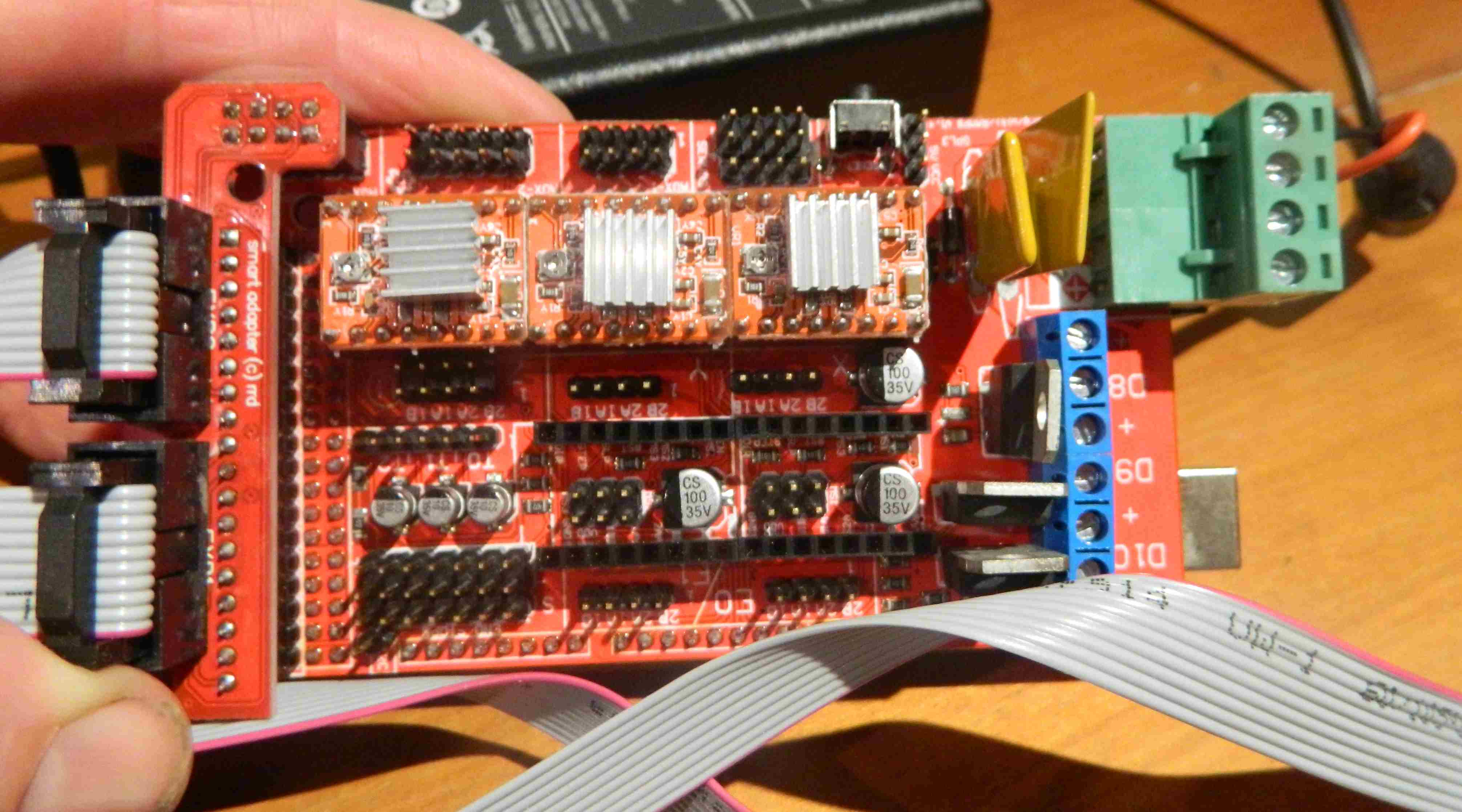 ramps 1.4 power supply | V1 Engineering on