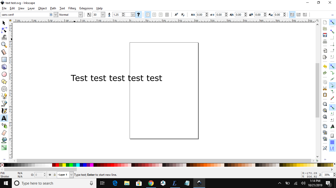 inkscape-test