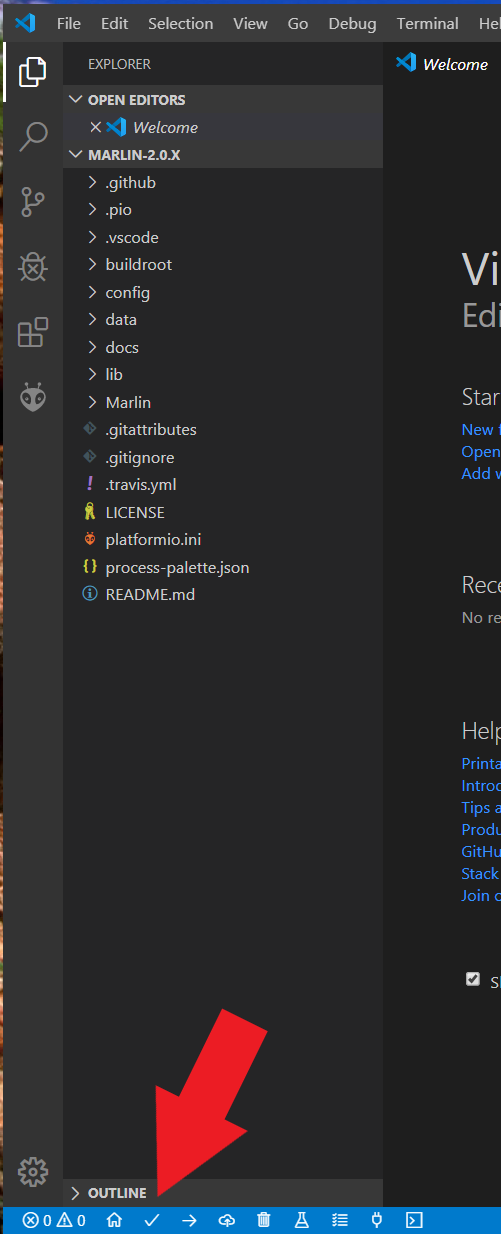 VS Code Compile