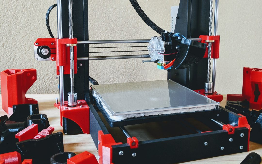 Milled / Printed 3D Printer -V2-